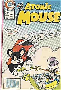 Atomic Mouse -  Charlton comics -  Nov. 1985 (Image1)