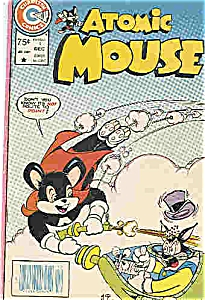 Atomic Mouse - Charleton comics -  # 1  Dec. 1984 (Image1)
