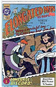 Elongated Man  - DC comics - # 1 Jan. 1992 (Image1)