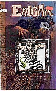 Enigma comic -   DC - Vertigo   March 1993 (Image1)