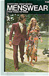 Everything about Sewing Series - Menswear - 1972 (Image1)