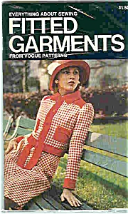 FITTED GARMENTS - from Vogue Patterns  Copyright 1972 (Image1)