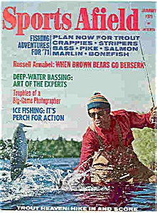 Sports Afield - January 1971 (Image1)
