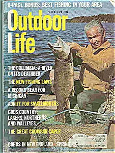 Outdoor Life -  April 1972 (Image1)