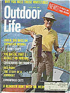 Outdoor Life  - July 1972 (Image1)