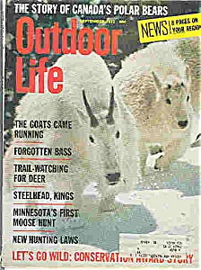Outdoor Life - September 1972