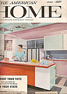 The American Home - July 1958 (Image1)
