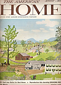 The American Home -  August  1958 (Image1)