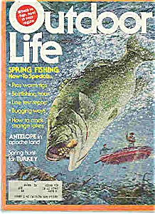 Outdoor Life - March 1978 (Image1)