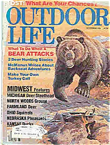 Outdoor Life - November 1982 (Image1)