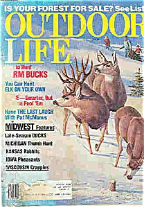 Outdoor Life - December 1982 (Image1)