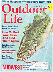 Outdoor Life - June 1986