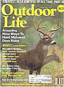 Outdoor Life - August 1988 (Image1)
