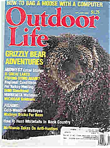 Outdoor Life - January 1989