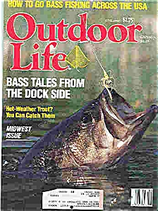 Outdoor Life - June 1989