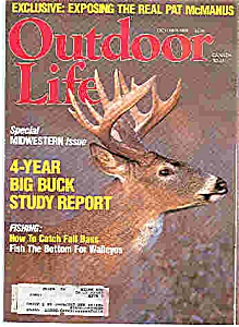 Outdoor Life - October 1989 (Image1)