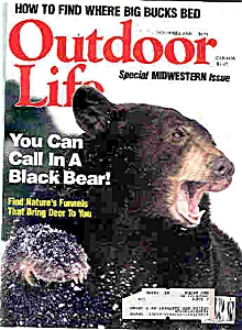 Outdoor Life - November 1989 (Image1)