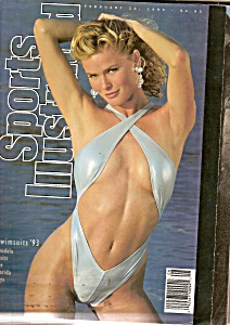 Sports   Illustrated magazine -  Feb/. 22. 1993 (Image1)