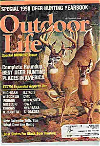 Outdoor Life - September 1990 (Image1)