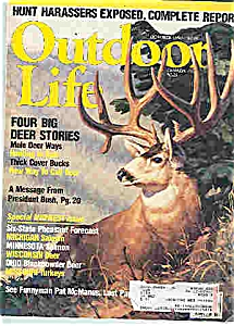 Outdoor Life - October 1990