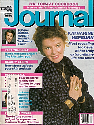 Ladies Home Journal - September 1985