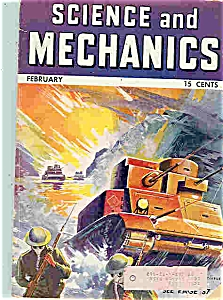 Science and Mechanics - February 1941 (Image1)