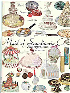 2 Catalogs: Maid of Scandinavia & Sears (Image1)