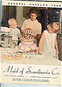Maid of Scandinavia Co. catalog - 1966 (Image1)