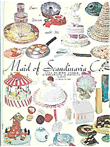 Maid of Scandinavia Co. catalog (Image1)