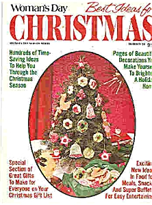 Woman's Day = best ideas for CHRISTMAS Number 16 1974 (Image1)
