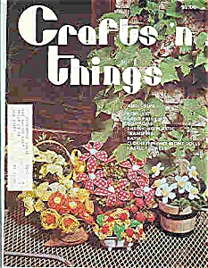 Crafts n things - August Sept  1975 Magazine (Image1)