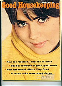 Good Housekeeping -  October 1966 (Image1)