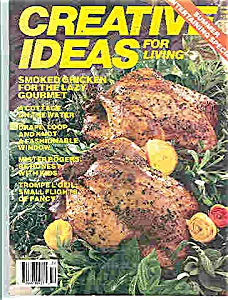 Creative Ideas For Living - June 1987