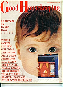 Good Housekeeping - December 1962 (Image1)