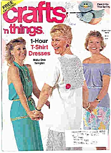 Crafts N Things - March/april 1989