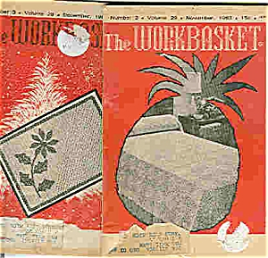 The Workbasket (2 Nov. 1963 and Dec. 1963 (Image1)