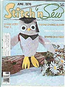Stitch n sew - June 1976 (Image1)