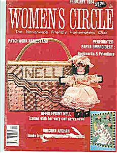 Women's circle - February 1984 (Image1)