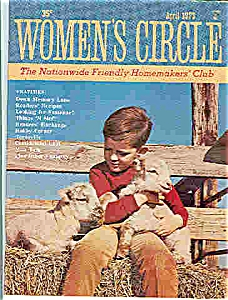 Women's Circle - April 1973 (Image1)