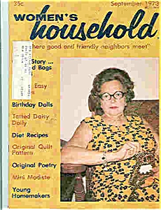 Women's Household - Sept. 1973 (Image1)