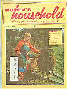 Women's Household - March 1970 (Image1)