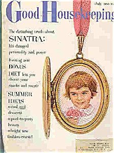 Good Housekeeping - July 1960 (Image1)