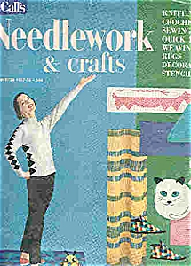 McCall's Needlework and craft - Fall-Winter 1957-58 (Image1)
