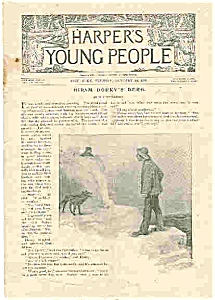 HARPERS YOUNG PEOPLE - January 24, 1893 (Image1)