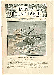 Harper's Round Table - June 11, 1895 (Image1)