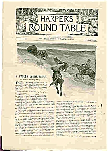 Harper's Round Table  -March 3, 1896 (Image1)