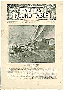 Harpers Round Table - March 17, 1896 (Image1)