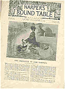 Harpers Round Table - October 20, 1896 (Image1)