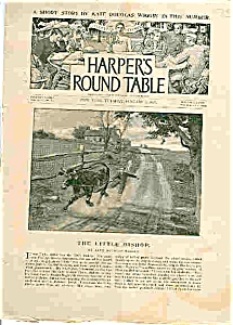 Harper's Round Table = January 5, 1897 (Image1)