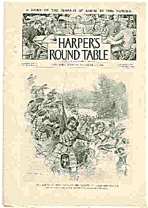 Harper's Round Table -  November 17, 1896 (Image1)